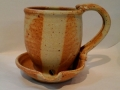 Anthony Stoneware: Orange Glaze