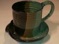 Holman Pottery: Green Earth Glaze