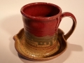 Ray Pottery: Red