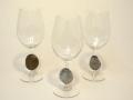 Sea Stones Wine Glasses