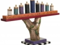 Sticks Menorah
