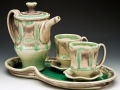 Amelia Stamps: Tea Set