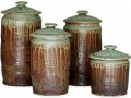Tom Homan: Canister Set