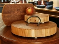 Larch Wood Cutting Boards
