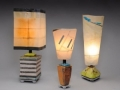 Will Richards Table Lamps