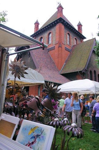 Biltmore Village Arts And Crafts Show