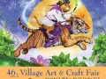 46th Village  Art and Craft Fair Poster
