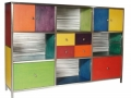 Bookcase & Console