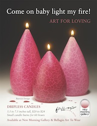 Dripless Candles