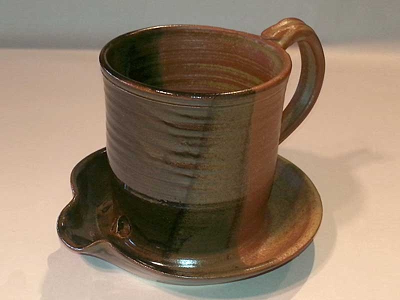 Holman Pottery: Red Earth Glaze