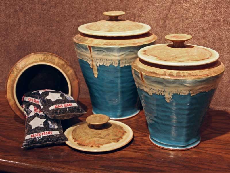 Allan Ditton Pottery