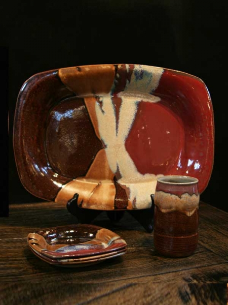 Mangum Pottery Studio