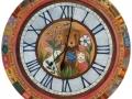 Sticks Clock