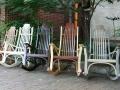 Irma and Paul Rocking Chairs