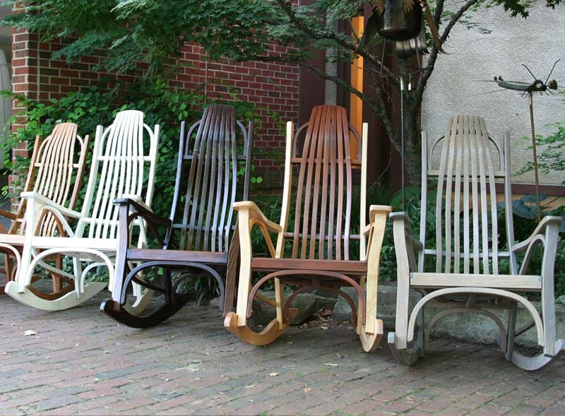 Irma and Paul Rocking Chairs