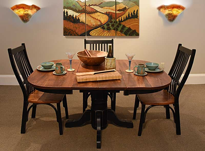 Irma and Paul Table and Chairs