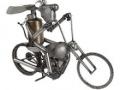 Yardbirds Dog on Bike