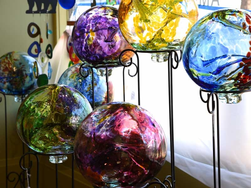 Kitras Glass Balls