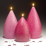 Barrick Candles Valentine Colors