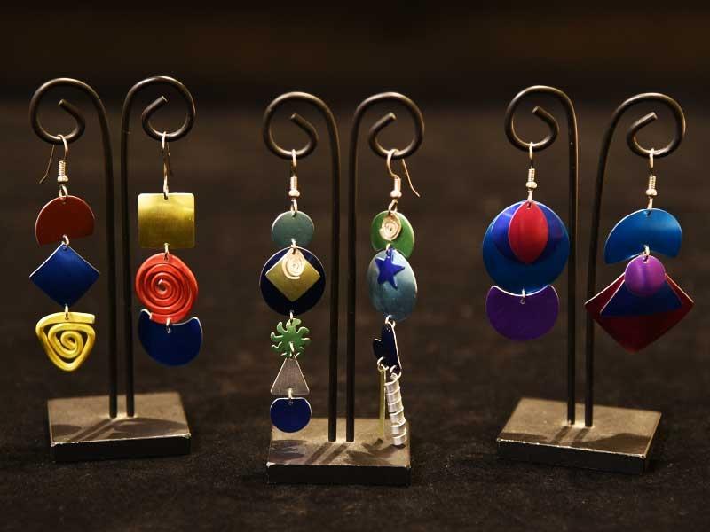 Sylvi Harwin earrings