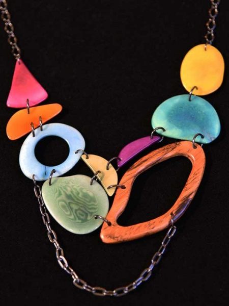 Veronica Martins necklace