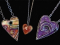 Peggy Petrey necklaces