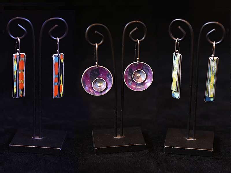 Peggy Petrey earrings