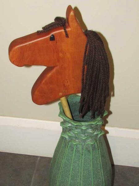 Williams Stick Horse