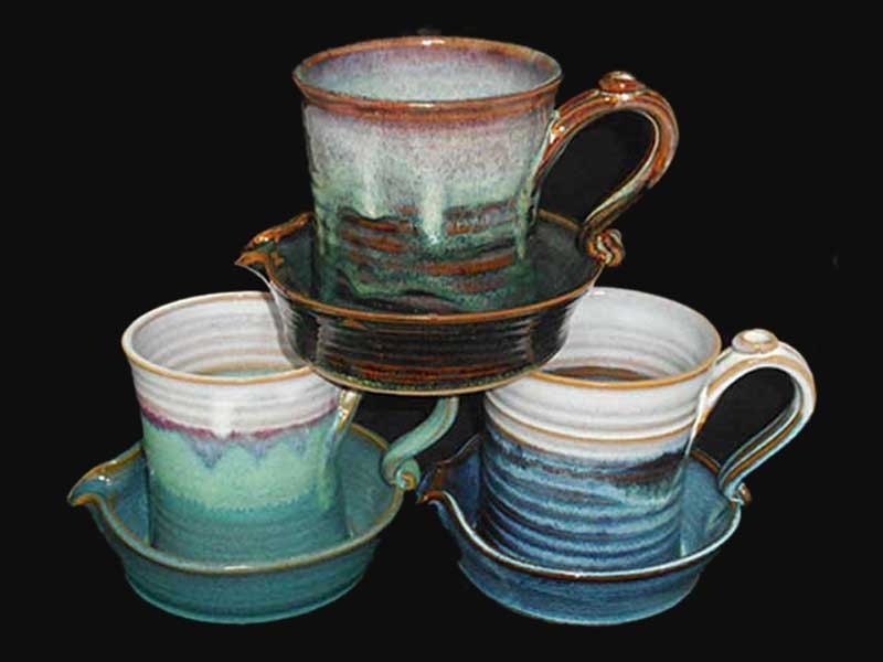 Salvaterr Pottery Bacon Cookers