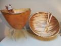 Steve Noggle Wooden Saldad Bowls