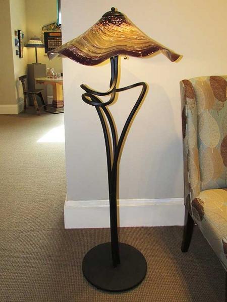 Glasslight Studio Floor Lamp