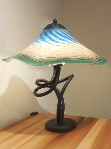 Glasslight Studio Table Lamp