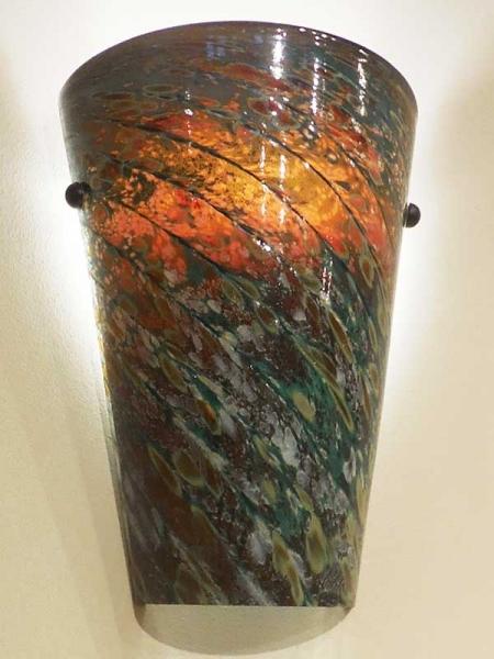 Glasslight Studio Sconce