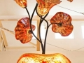 Glasslight Studio  Chandelier