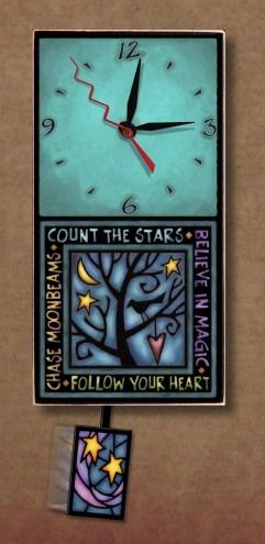 Spooner Creek Clock