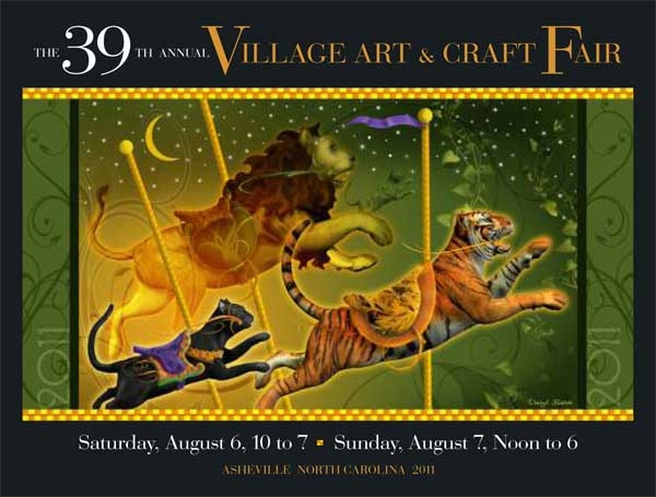 39th Village  Art and Craft Fair Poster