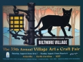 35th Village  Art and Craft Fair Poster