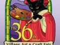 36th Village  Art and Craft Fair Poster