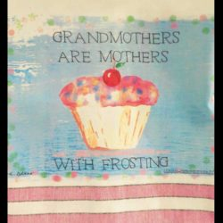 Lunar Designs Kitchen Towel #23 Grandmothers