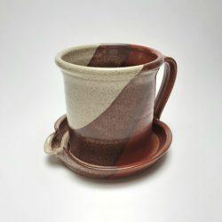 Rowe Bacon Cooker - Cream Brown