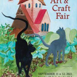 Village Art & Craft Fair Posters